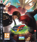 The King of Fighters XII PlayStation 3 Front Cover