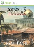 Assassin's Creed: Revelations - Mediterranean Traveler Map Pack Xbox 360 Front Cover
