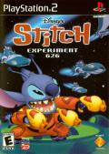 Disney's Stitch: Experiment 626 PlayStation 2 Front Cover
