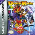 DemiKids: Light Version Game Boy Advance Front Cover