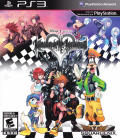 Kingdom Hearts HD I.5 ReMIX PlayStation 3 Front Cover