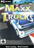 Maxx Trucks Windows Front Cover