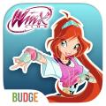Winx Club: Rocks the World iPad Front Cover
