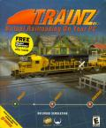 Trainz: Virtual Railroading on your PC Windows Front Cover