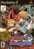 Yu-Gi-Oh!: The Duelists of the Roses PlayStation 2 Front Cover