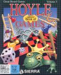 Hoyle Official Book of Games: Volume 3 DOS Front Cover