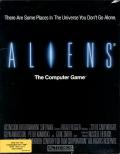 Aliens: The Computer Game Commodore 64 Front Cover