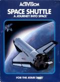 Space Shuttle: A Journey into Space Atari 2600 Front Cover