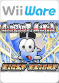 Airport Mania: First Flight Wii Front Cover
