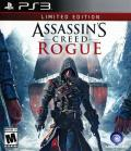 Assassin's Creed: Rogue (Limited Edition) PlayStation 3 Front Cover