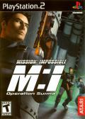 Mission: Impossible - Operation Surma PlayStation 2 Front Cover