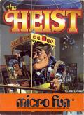 The Heist ColecoVision Front Cover