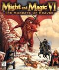Might and Magic VI: The Mandate of Heaven Windows Front Cover