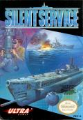 Silent Service NES Front Cover