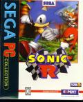 Sonic R Windows Front Cover