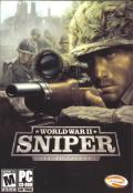 World War II: Sniper - Call to Victory Windows Front Cover