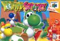 Yoshi's Story Nintendo 64 Front Cover