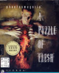 Phantasmagoria: A Puzzle of Flesh DOS Front Cover