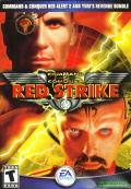 Command & Conquer: Red Strike Windows Front Cover