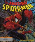 The Amazing Spider-Man Commodore 64 Front Cover