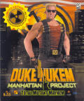 Duke Nukem: Manhattan Project (Limited Edition) Windows Front Cover