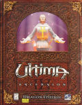 Ultima IX: Ascension (Dragon Edition) Windows Front Cover