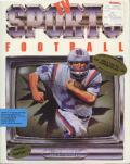 TV Sports: Football DOS Front Cover