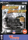 Trainz Railroad Simulator 2004 Windows Front Cover