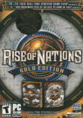 Rise of Nations: Gold Edition Windows Front Cover