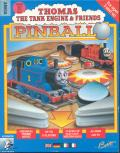 Thomas the Tank Engine and Friends Pinball Amiga Front Cover