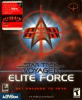 Star Trek: Voyager - Elite Force Windows Front Cover