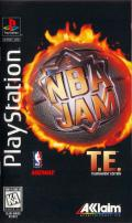 NBA Jam Tournament Edition PlayStation Front Cover