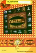 Press Your Luck DOS Front Cover
