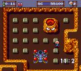 Mega Bomberman TurboGrafx-16 Someone is watching you