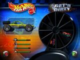 Hot Wheels: Stunt Track Driver 2: GET 'N DIRTY Windows Choose your Hot Wheel