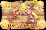 Donkey Kong Country 2: Diddy's Kong Quest Game Boy Advance The bonus screens (like this) are a different design of SNES version. With more details too.