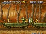 Metal Slug X Neo Geo Mission 3