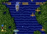 Ghost Pilots Neo Geo Starting out...