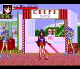 Bishōjo Senshi Sailor Moon R SNES Fresh crepes, please!