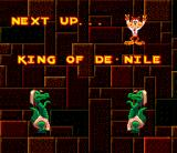 Bubsy II SNES Levels often have funny names