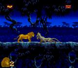 """The Lion King SNES """"I'm the jungle king! There's no place for losers!"""""""