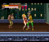 """Final Fight 2 SNES Smashing the """"defenseless"""" ones."""