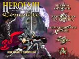 Heroes of Might and Magic III Complete - Collector's Edition Windows Choose From The Three Campaigns