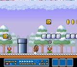 Super Mario All-Stars + Super Mario World SNES Mario's Hammer Bros.' costume can help in this moment? If he will be careful, yes!