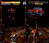 Killer Instinct SNES With an advanced level of meditation, it's possible to materialize objects and use them to any purpose...