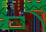 Sonic the Hedgehog 2 Genesis In my opinion the hardest of all stages - Metropolis