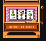 Caesars Palace NES Slot machine