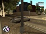 Grand Theft Auto: San Andreas Windows Streets of Los Santos.
