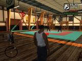 Grand Theft Auto: San Andreas Windows Gym in San Fierro.