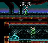 Alien³ Game Gear Below, you can see the beast approaching one of the prisoners